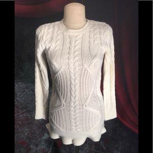UNIF Mini Sweater Dress